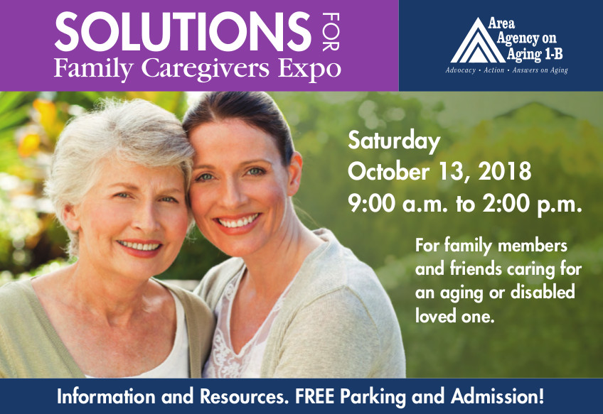 Solutions for Family Caregivers Expo